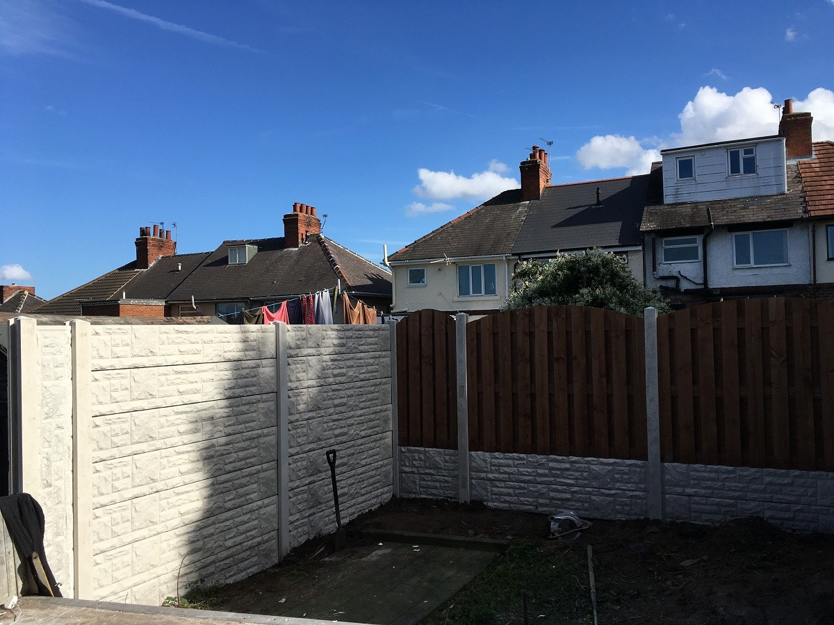 Ecclesfield Fencing Sheffield Rotherham Doncatser And